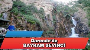 Darende'de Kurban Bayramı Sevinci